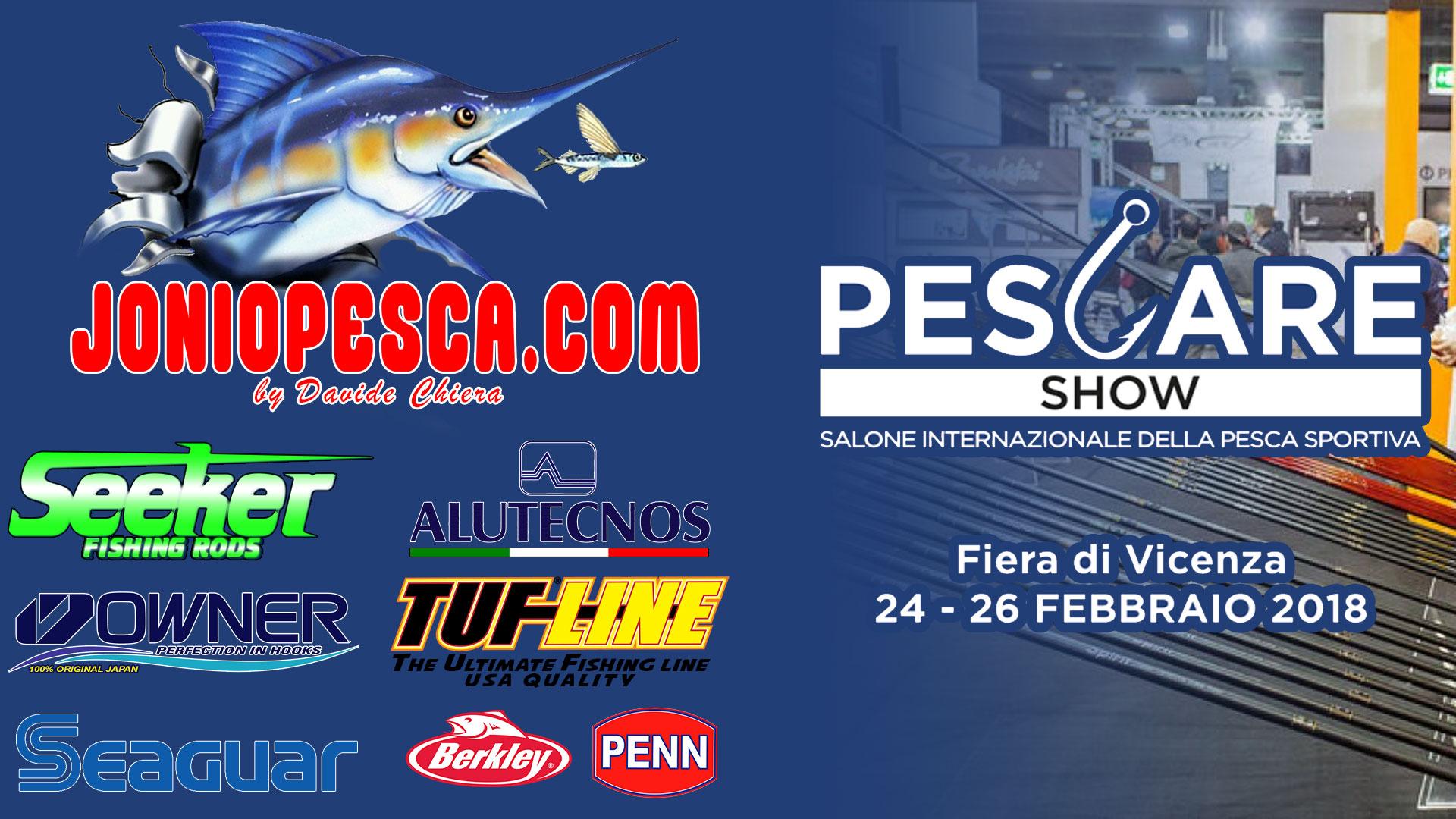Fiera Vicenza PESCARE SHOW 2018