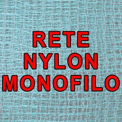 RETE NYLON MONOFILO