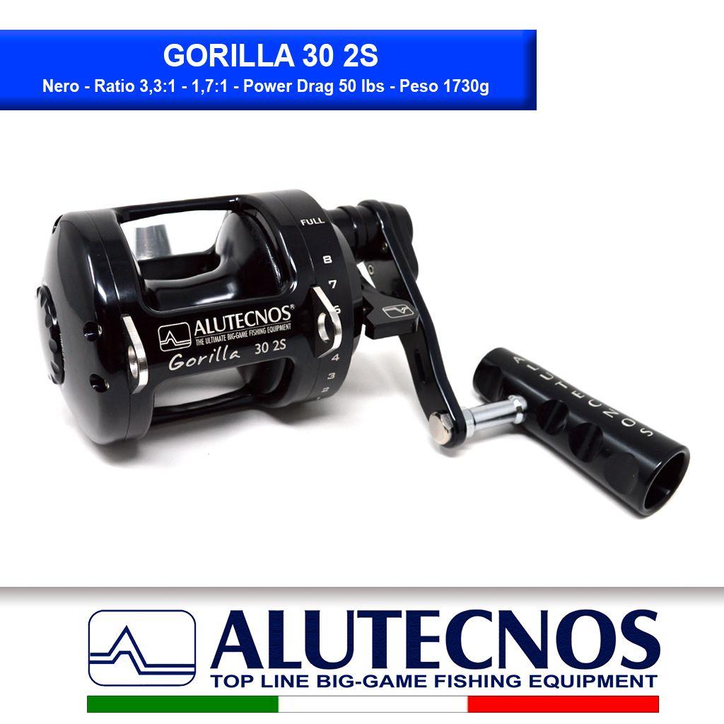 gorilla-30-2s-nero
